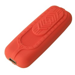 Briquet usb mini Bur rouge