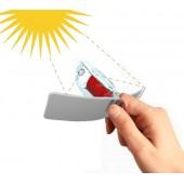 Briquet solaire bi-energie by-fly