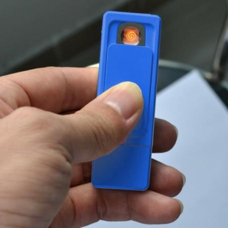 BRIQUET USB infinity bleu résistance interchangeable BUR