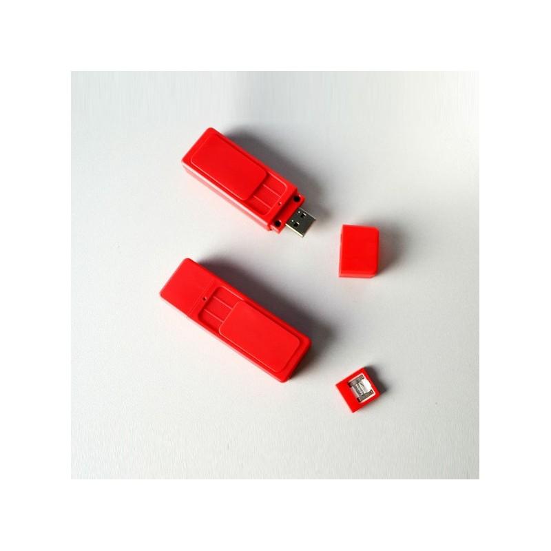 Briquet USB bur avec résistance interchangeable