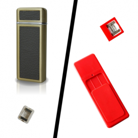 Pack briquet à résistance interchangeable