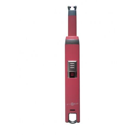 Briquet a bougie arc USB couleur rose BUR